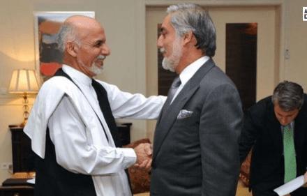 د عبدالله او غني انتخاباتي ټيمونو ترمنځ  مذاکرات پیل شوي