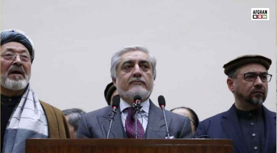 عبدالله عبدالله: دحکومت مزاکراتي ټيم دتقویت لپاره باید کار وشي
