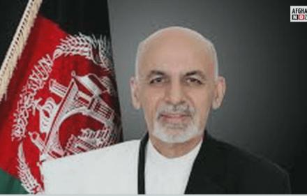 اشرف غني:افغانستان څخه د بهرنیوځواکونو وتل په شرطونو دي