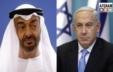 د متحده عربي اماراتو او اسرایلو ترمنځ تاریخي ډېپلوماتيک تړون لاسلیک شو