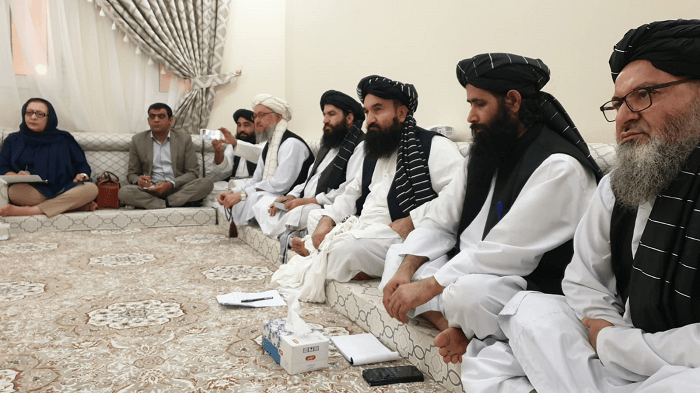 درسنیومسئولینود طالبانودسیاسي دفتر چارواکوسره لیدل کتل شوي