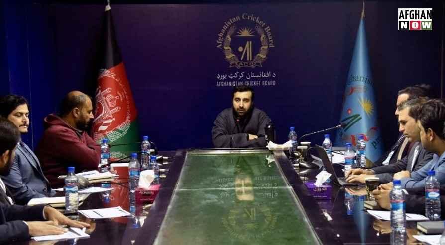 د افغانستان کرکټ بورډ ادارې د ملي ټلويزيون سره ١٠ کلن هوکړه ليک لاسليک کړ