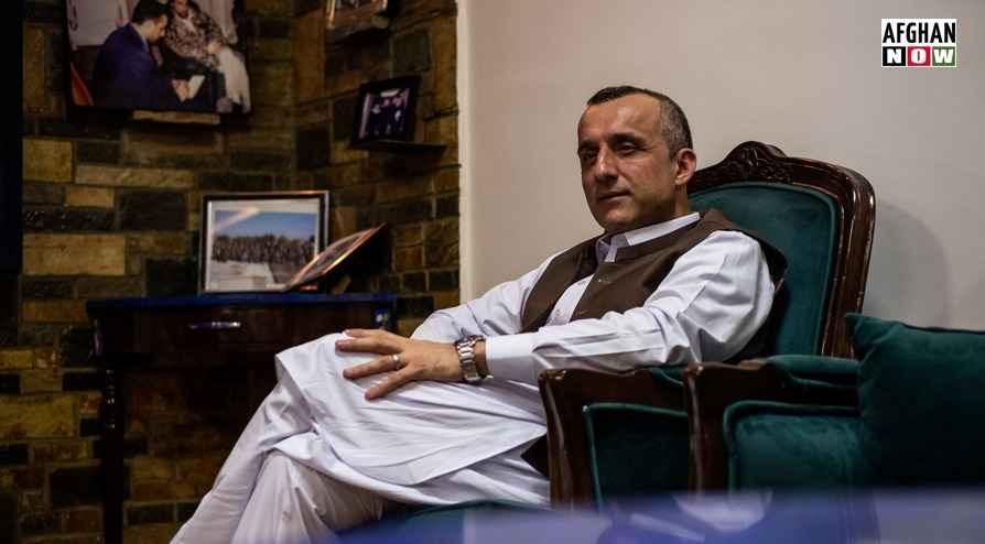 د پاکستان سفارت د وېزو د ویش په برخه کې د امرالله صالح طرحه نه مني