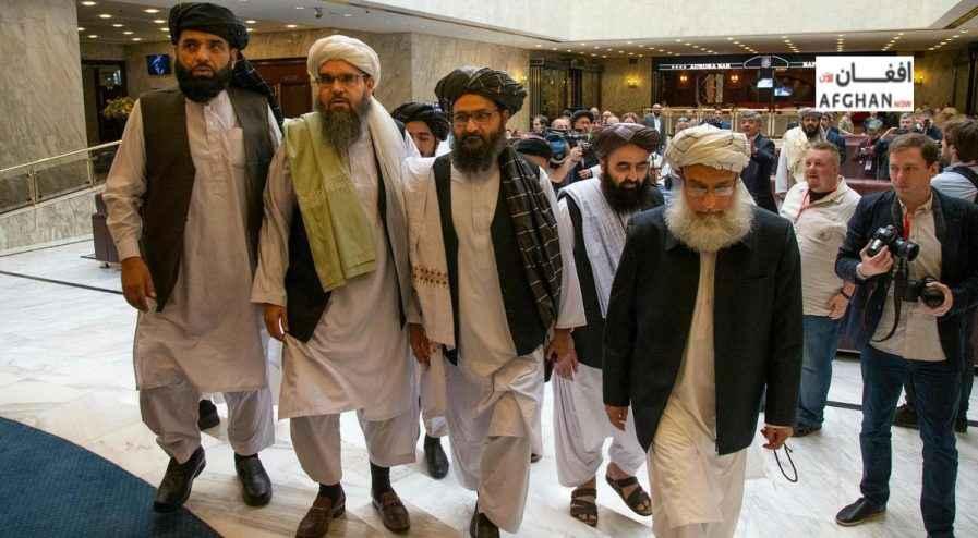 د طالبانو مزاکراتي ټیم ایران ته ورسېد