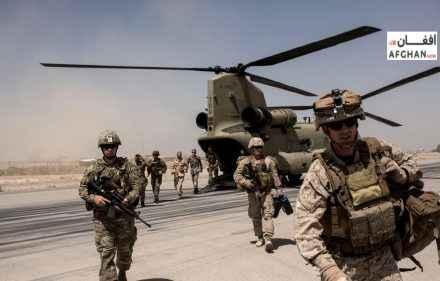 پنټاګان له افغانستان څخه د پوځيانو ایستلو په اړه د ټرمپ ستراتیژي بیا ځلې کتل کیږي
