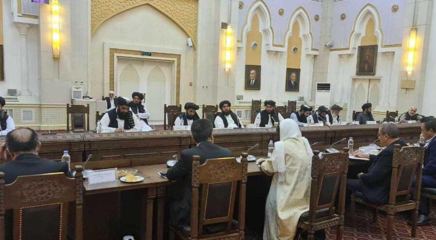 طالبان دې همه شموله حکومت جوړ کړي