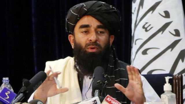 افغانستان,طالبان,ویاند,ذبیح الله مجاهد