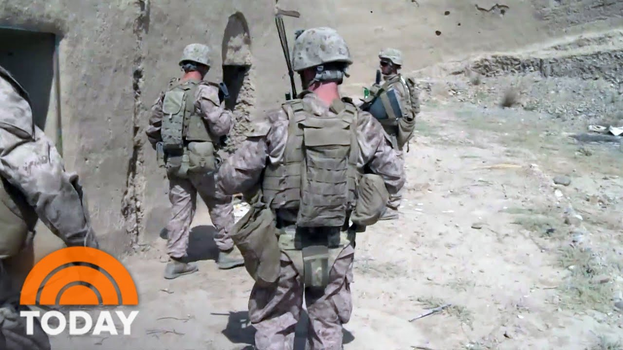 افغانستان کې د امریکایي ماموریت د پای پلټنې پیلوي
